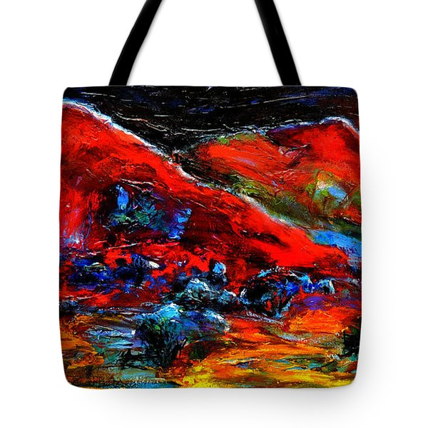 The Sound Of The Night Tote Bag