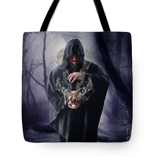 The Sounds Of Silence Tote Bag