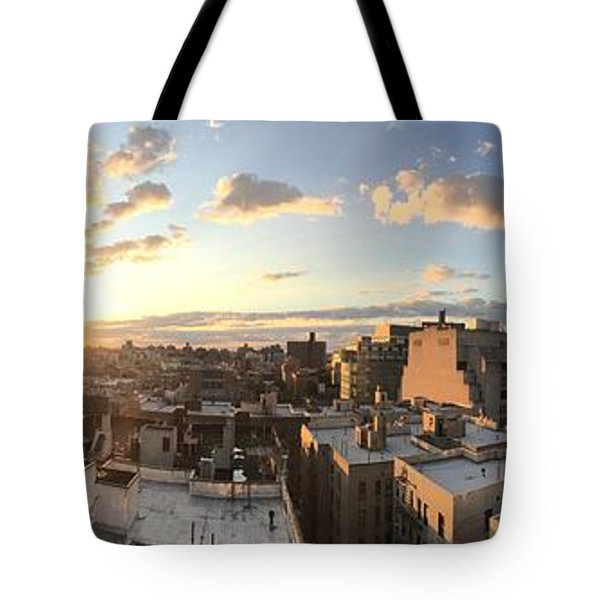 The Bronx Morning Tote Bag