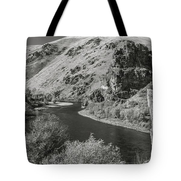 South Fork Boise River 3 Tote Bag