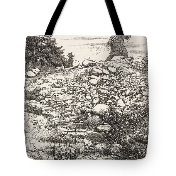 The Sower Published Tote Bag