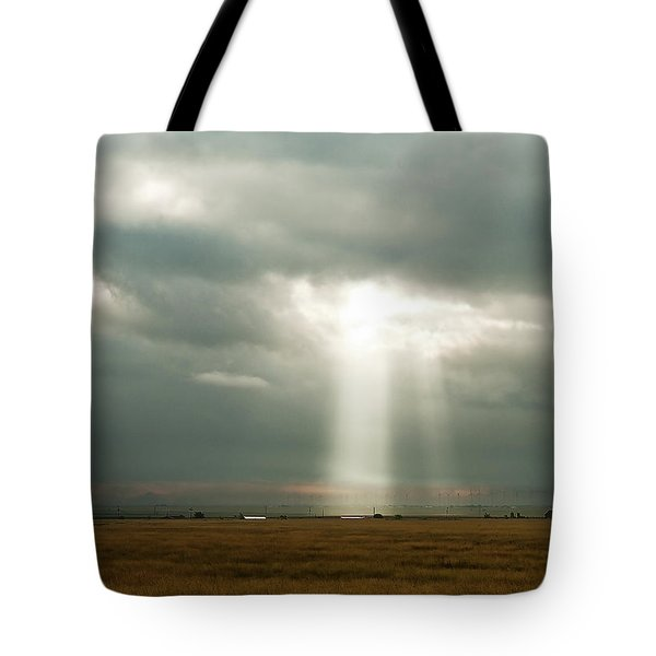 The Spectre Tote Bag