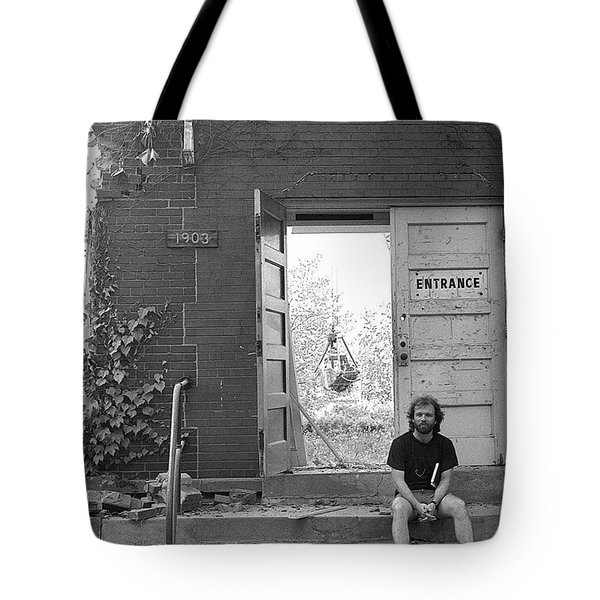 The Speech Annex And Peter Steven, 1980 Tote Bag