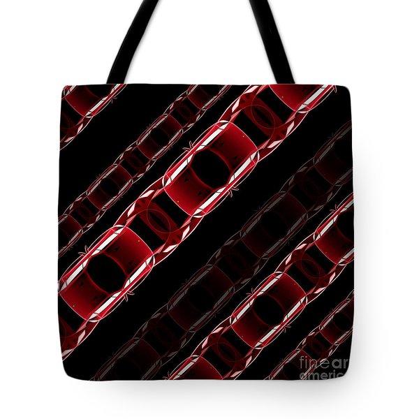 The Speed Of Traffic - Ferrari F40 Tote Bag