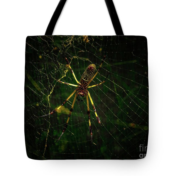 The Spider Tote Bag