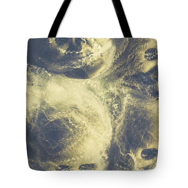 The Spiders Torture Chamber Tote Bag by Jorgo Photography - Wall Art Gallery