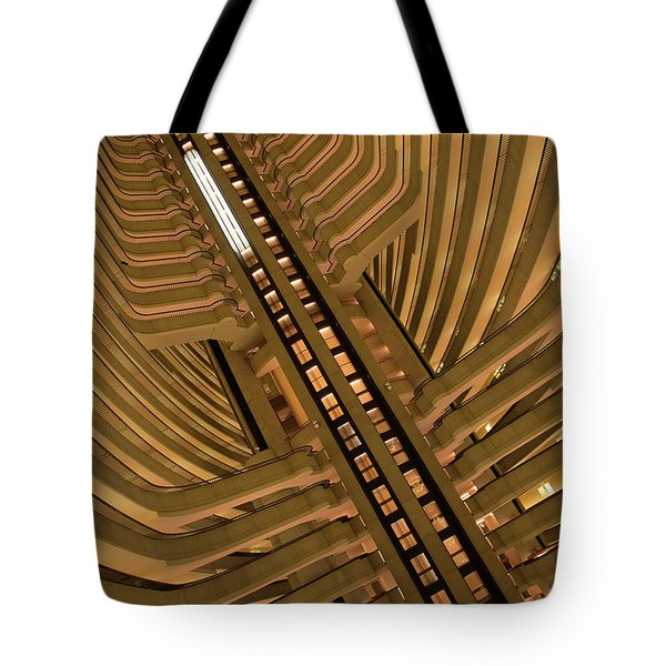 The Spine Tote Bag