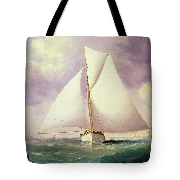 The Spinnaker Sail Tote Bag