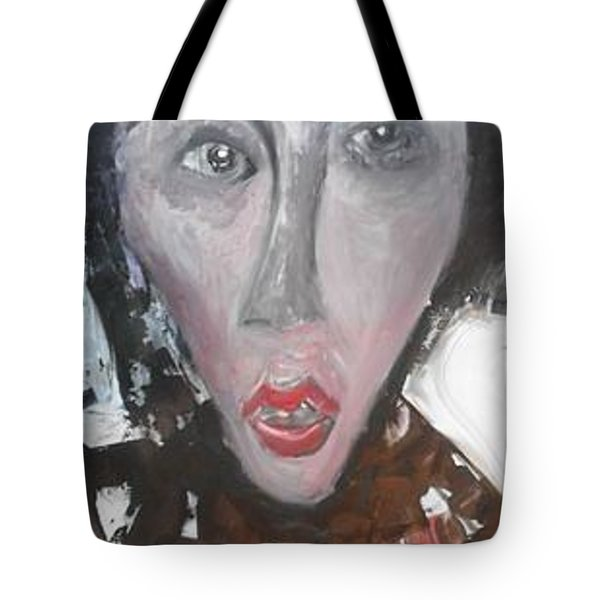 The Spinster Tote Bag