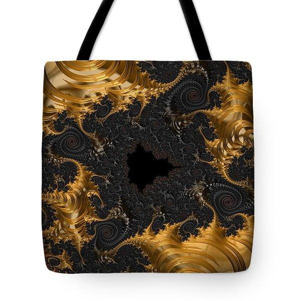 The Spiral Coast Tote Bag