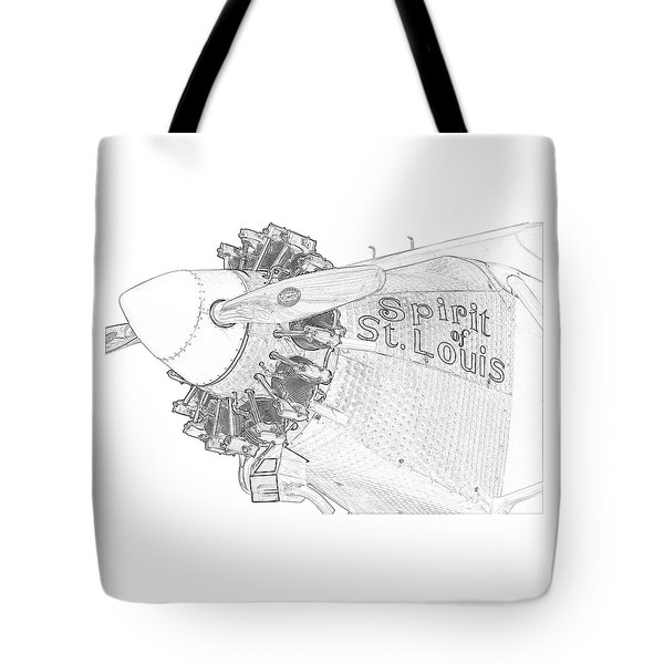 The Spirit Tote Bag