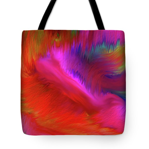 The Spirit Of Life Tote Bag