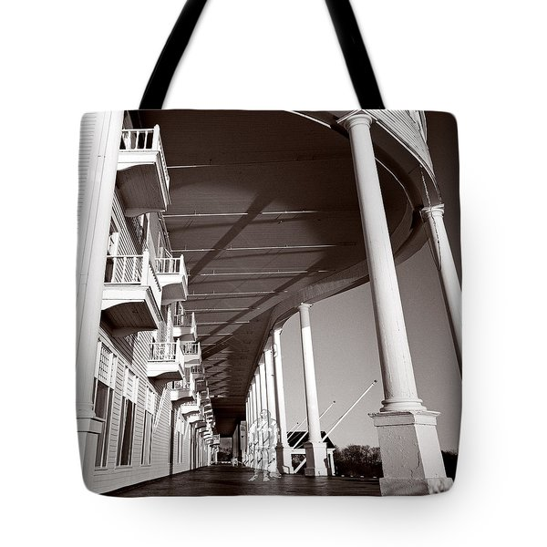 The Spirit Of Mackinac Tote Bag