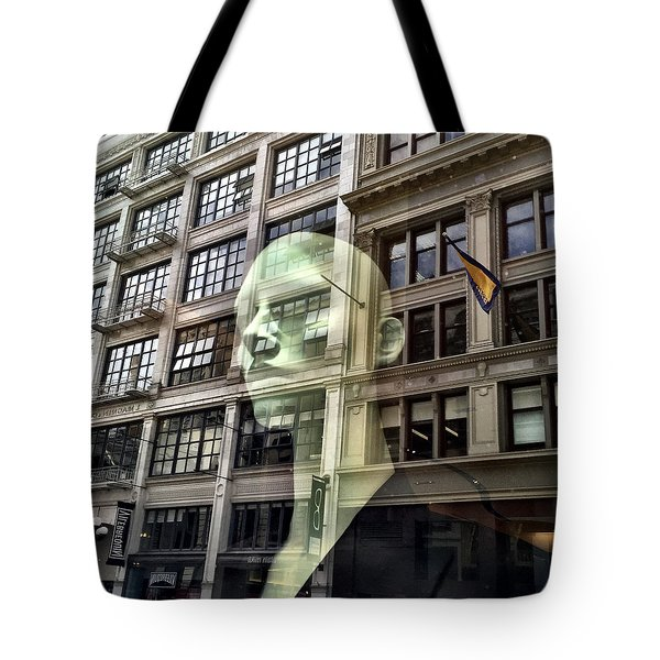The Spirit Of San Francisco Tote Bag