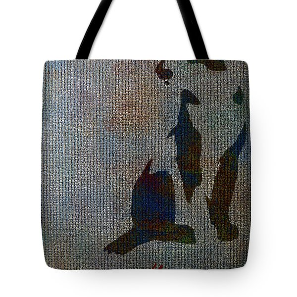 The Spotted Cat Tote Bag