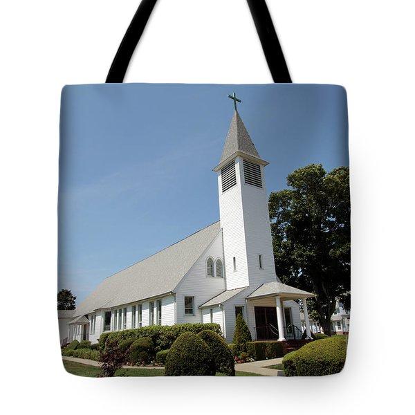 The St Francis De Sales R C Church Tote Bag