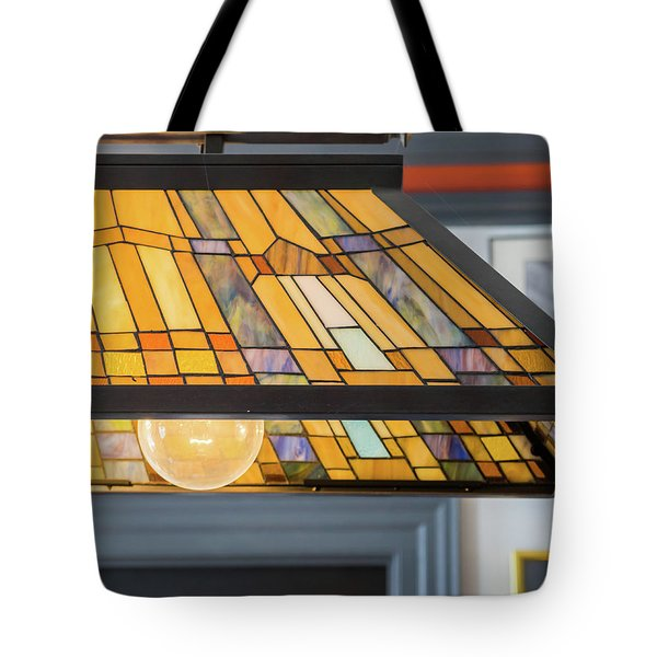 The Stained Glass Tote Bag