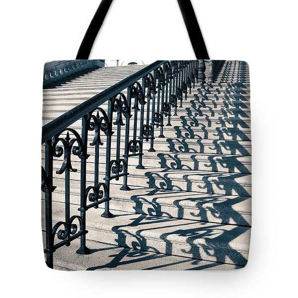 The Stairway Tote Bag
