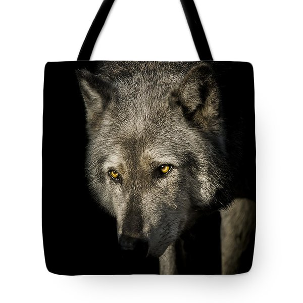 The Stalker Tote Bag