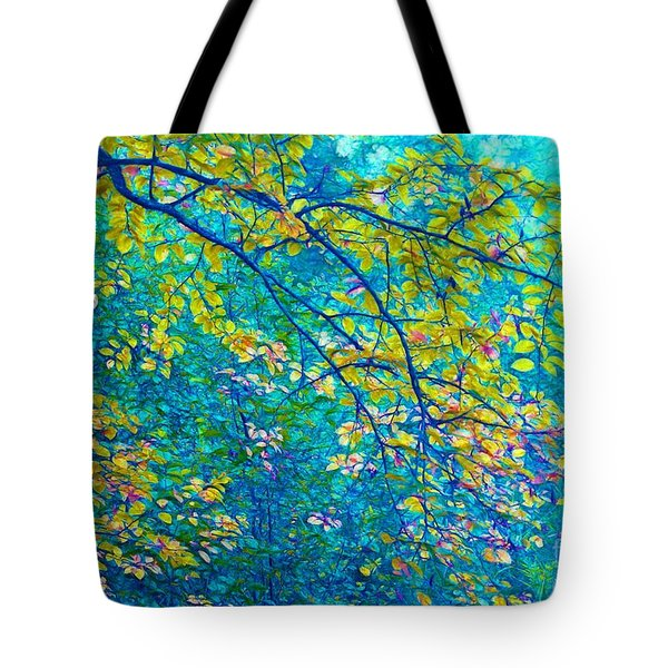 The Star Of The Forest - 773 Tote Bag