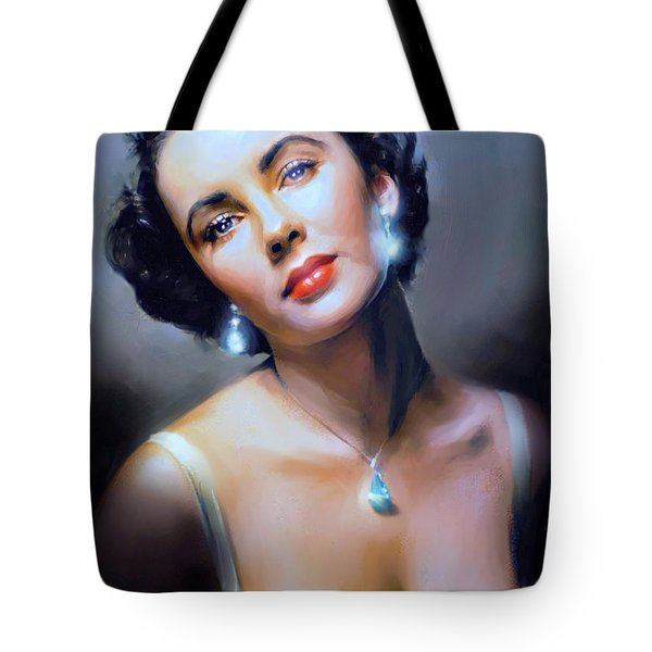 The Starlet Tote Bag by Dave Luebbert