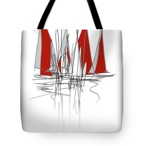 The Start Tote Bag