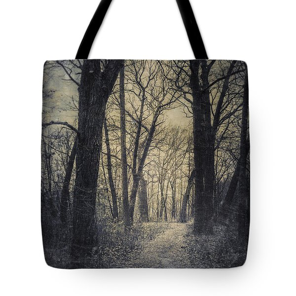 The Starting Point Tote Bag