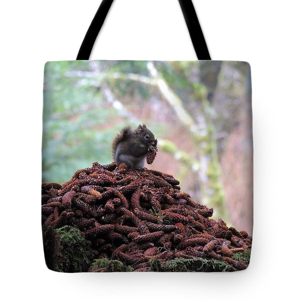 The Stash Tote Bag by Karen Horn