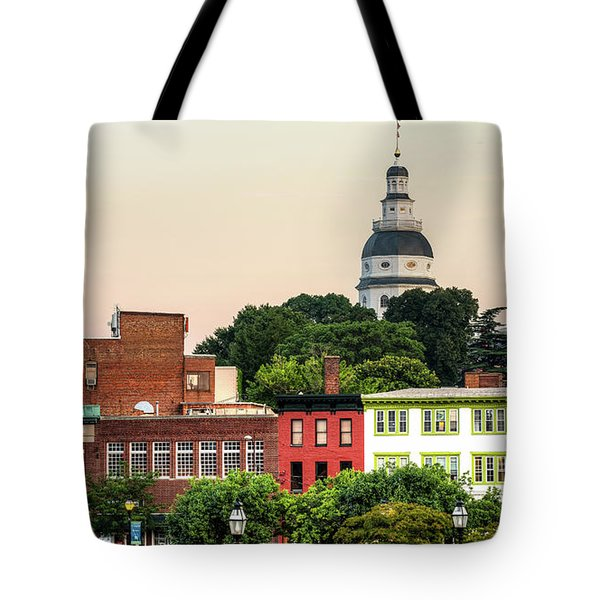The State Capitol Tote Bag