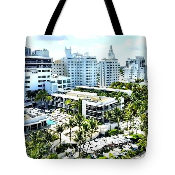 The Stay Tote Bag