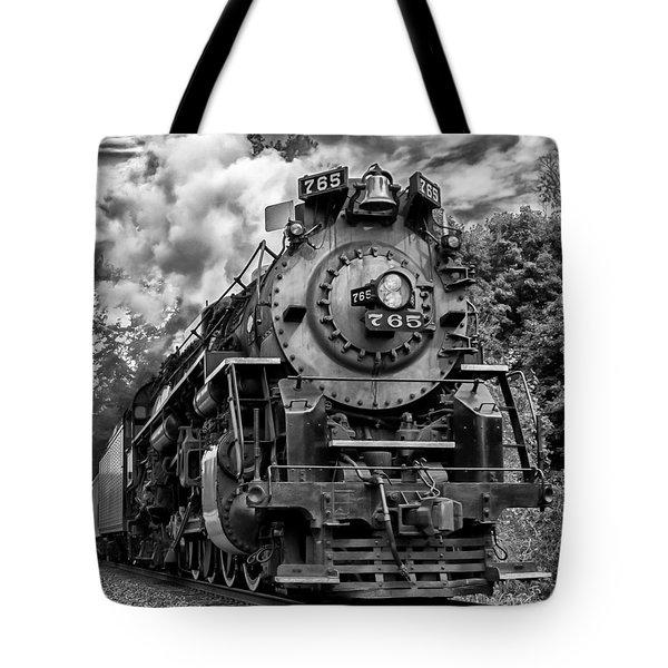 The Steam Age  Tote Bag