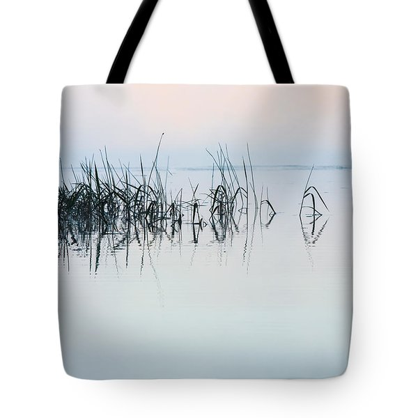 The Stillness Of Life Tote Bag by Shelby  Young