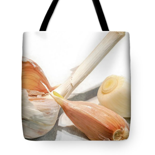 The Stinking Rose Tote Bag
