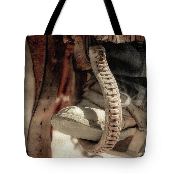 The Stirrup Tote Bag