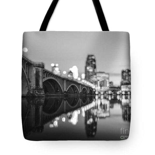 The Central Avenue Bridge Tote Bag