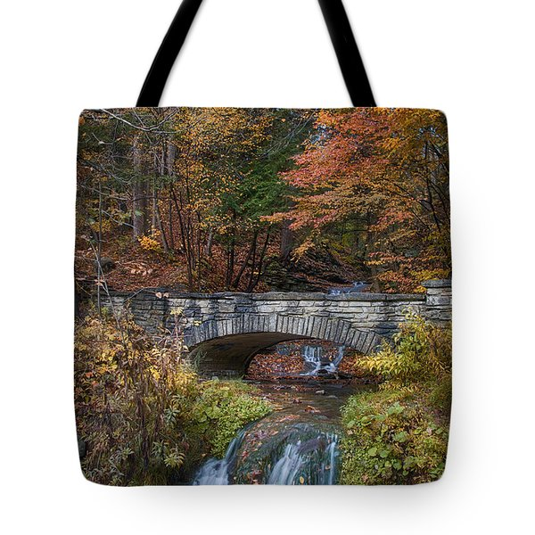 The Stone Bridge Tote Bag