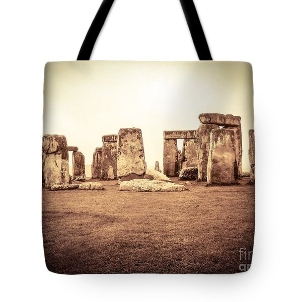 The Stones Tote Bag