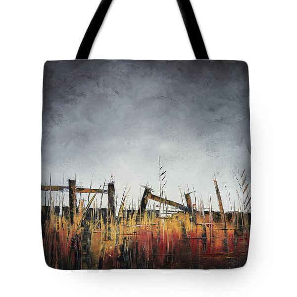 The Stories Were Left Untold Tote Bag by Carolyn Doe