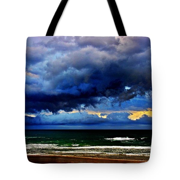 The Storm Roles In Tote Bag