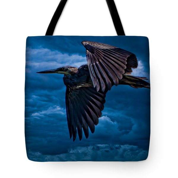 The Stormbringer Tote Bag by Chris Lord