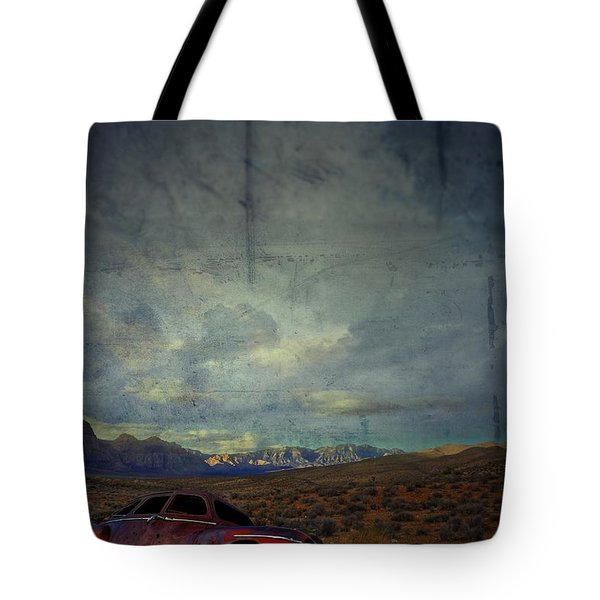 The Story Goes On  Tote Bag