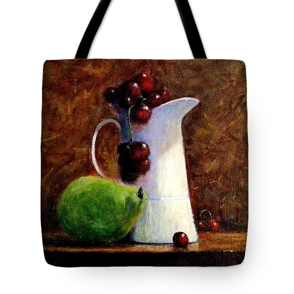 The Story Of A White Jug.. Tote Bag