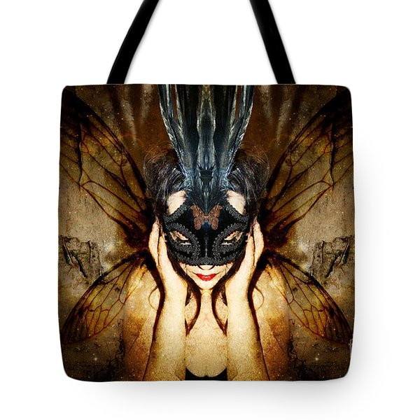 The Story Of What I Came To Be Tote Bag