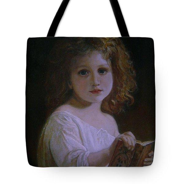The Storybook Tote Bag