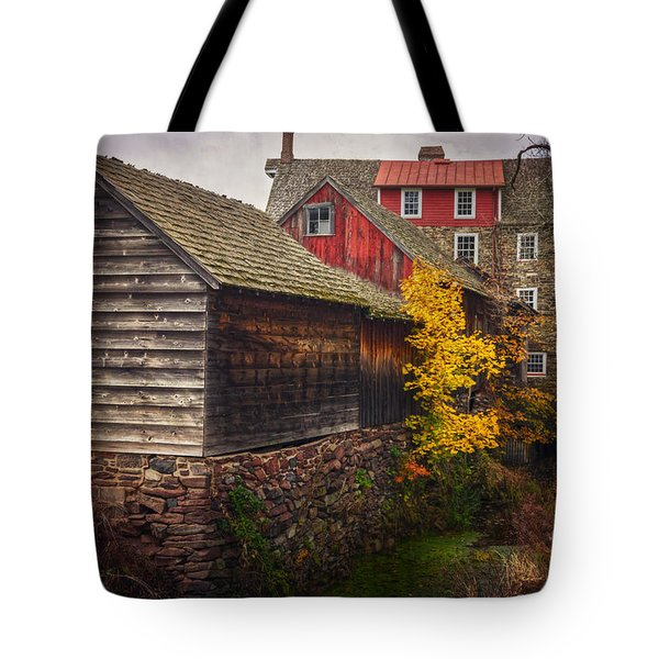The Stover-meyers Mill Tote Bag