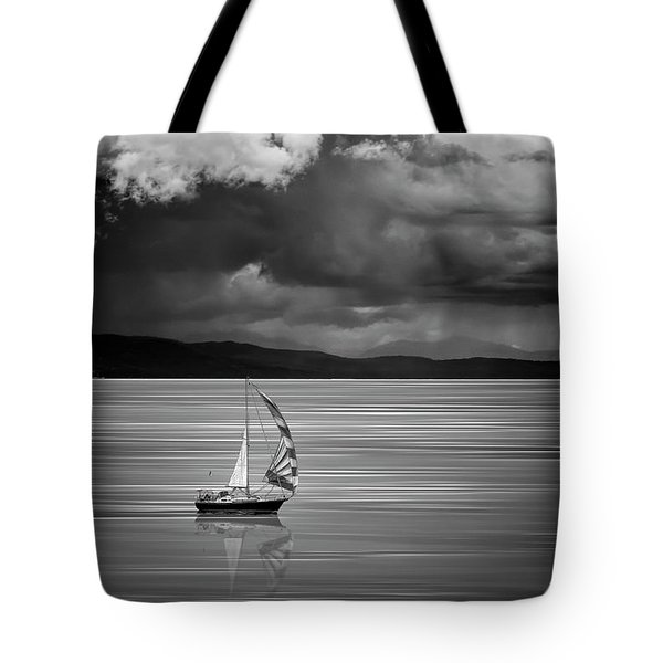 The Strait Of Georgia Tote Bag