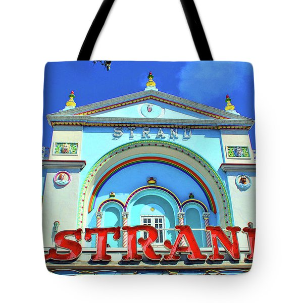 Tote Bag featuring the photograph The Strand by Jost Houk