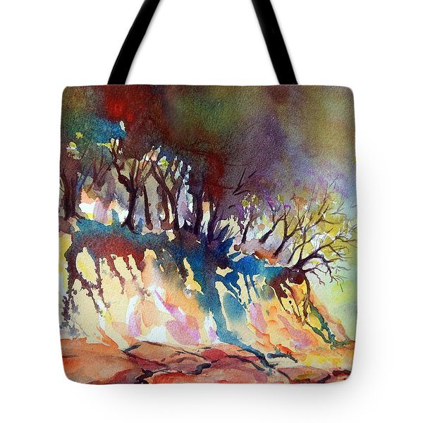 Oregon Wilderness Tote Bag