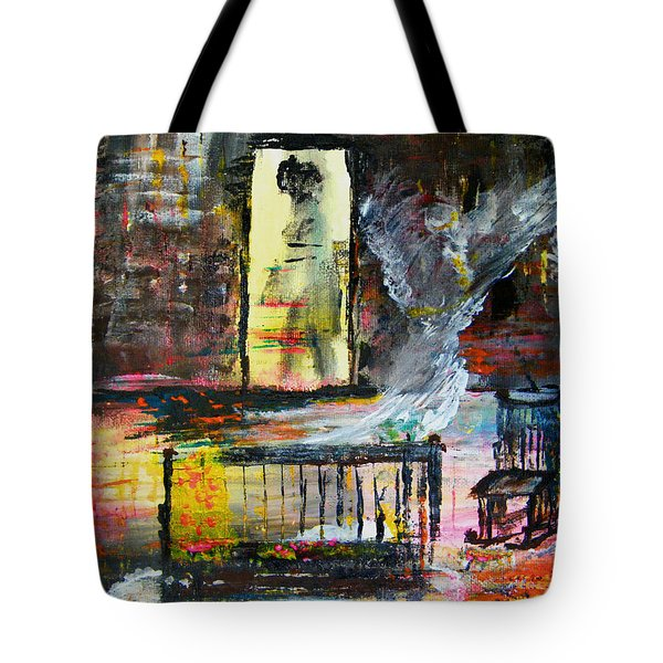 The Strength Of The Survivor One Tote Bag