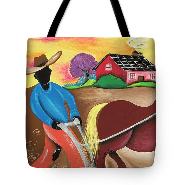 The Stride Of Pride Tote Bag